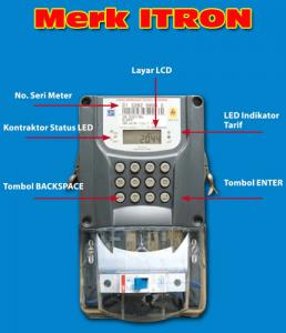 Meter Prabayar Itron