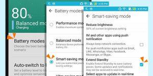 4 Smart-saving Mode