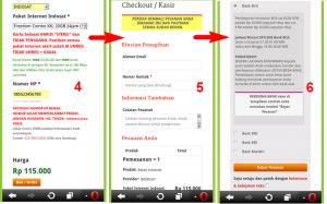 Cara Pemesanan Paket Indosat Freedom Combo