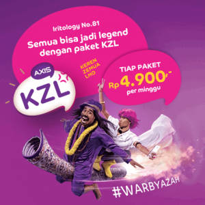 Paket KZL AXIS