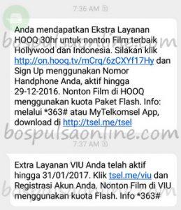 Paket Internet Telkomsel Flash Zona 369 Bonus
