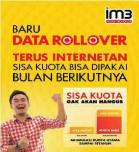 Indosatooredoo Data Rollover