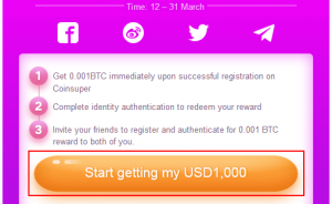 CoinSuper-Exchange-Registration-Free-Bitcoin