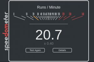 ASUS Chromebook 12 C223 Speedometer Benchmark