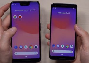Google Pixel 3 - Pixel 3 XL Front