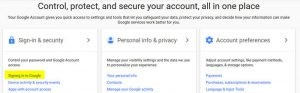 Logout Gmail Dari Semua Aplikasi