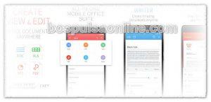 Aplikasi Android Terbaik WPS Office + PDF