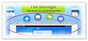 Aplikasi Android Terbaik ES File Explorer