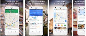 Aplikasi Android Terbaik Google Maps