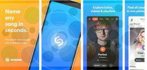 19 Aplikasi Android Terbaik Shazam