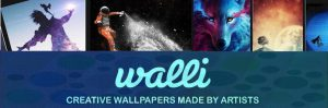 25 Aplikasi Android Terbaik Walli - 4K, HD Wallpapers & Backgrounds