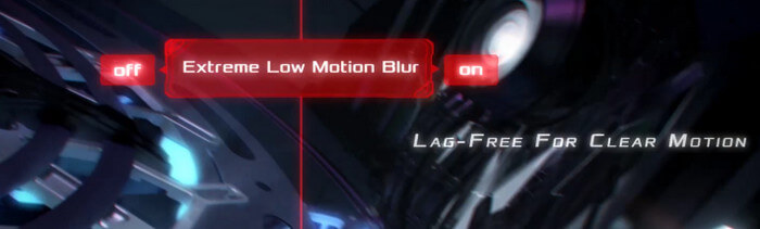ASUS VG279Q Extreme Low Motion Blur