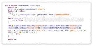 Kode Aplikasi Trojan