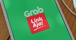 Bayar Grab Dengan LinkAja Feature