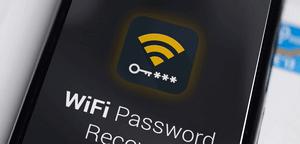 Cara Mengetahui Password WiFi Featured