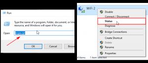 Cara Mengetahui Password WiFi Windows 1