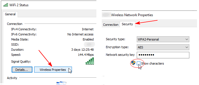Cara Mengetahui Password WiFi Windows 2