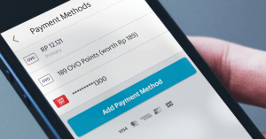 Grab Payment Method With LinkAja