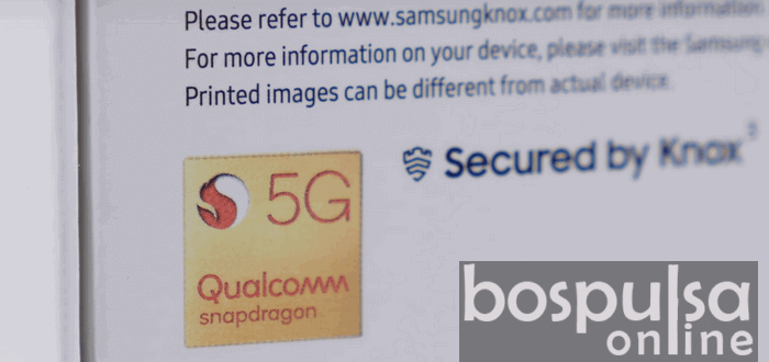 Samsung Galaxy A90 5G Snapdragon